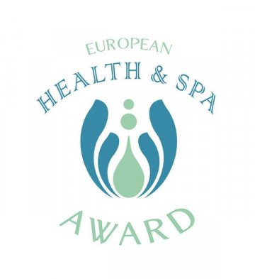Nominated for the European Health & Spa Award 2014