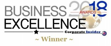 Business Excellence Award Winners 2018