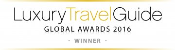 Luxury Travel Guides Winner 2016