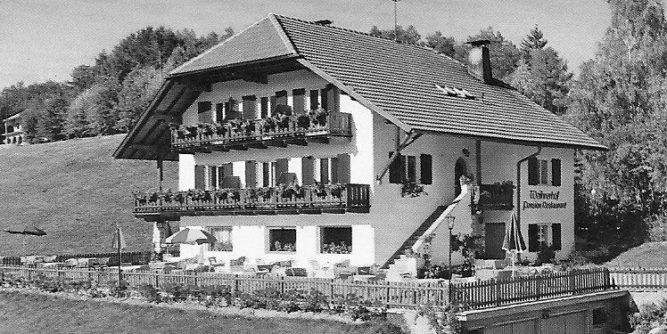 Hotel am Wolfsgrubner See in vergangenen Jahren