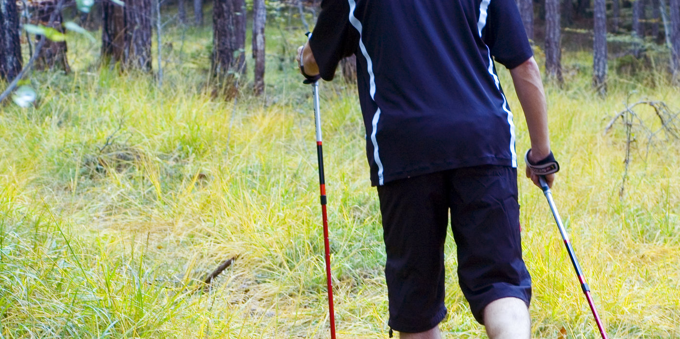 Nordic Walking in Südtirol